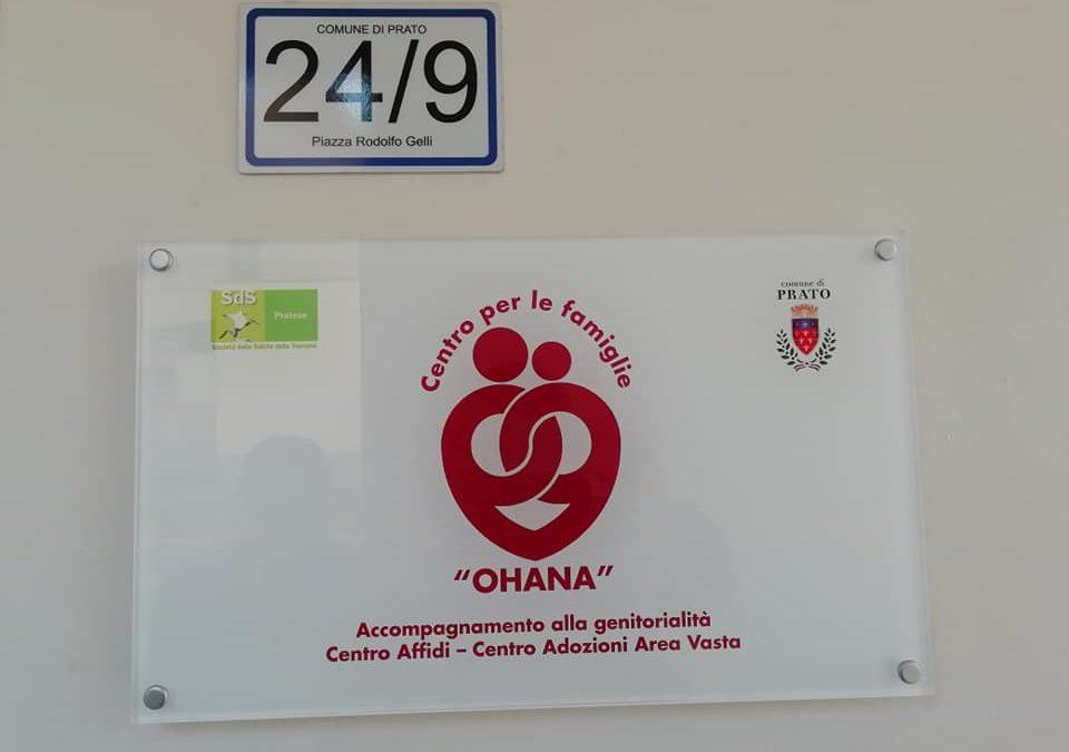"""Inaugurazione Centro per le famiglie """"Ohana"""""""